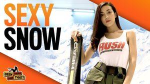 น้องฟรานซี่ RUSH พาไปสนุกกับการเล่นสกีในร่มที่แรกของประเทศไทยใน Been There Done That