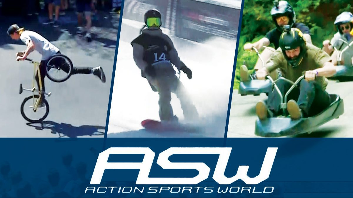 รายการ Action Sports World Season18 | EP.33 [FULL]