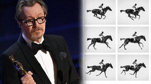 แกรี่ โอลด์แมน เตรียมโชว์ฝีมือกำกับหนังชีวประวัติช่างภาพ เอ็ดเวิร์ด ไมย์บริดจ์