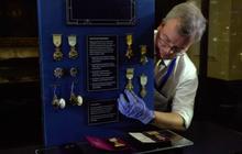 นิทรรศการเหรียญตราและเครื่องประดับองค์การฟรีเมสัน