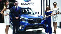 Subaru เผยโฉม Forester รุ่น ผลิตในประเทศไทย ที่งาน Motor Expo  2018
