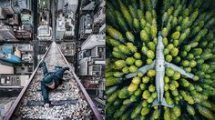 สวยขนลุก! สุดยอดภาพถ่ายจากโดรนฝีมือช่างภาพระดับเทพ Demas Rusli