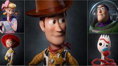 Pixar เผยภาพพอร์ตเทรตตัวละคร จาก Toy Story 4 ของเล่นสุดมหัศจรรย์ ที่มาเรียกรอยยิ้มอีกครั้ง!!