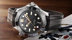OMEGA ฉลองครบรอบ 50 ปี James Bond เปิดตัวนาฬิการุ่นพิเศษ Seamaster Diver 300M