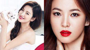 อัปเดต!! เทรนด์ คิ้วสาวเกาหลี เปลี่ยนไปแล้ว ไม่มีคิ้วตรง คิ้วบางอีกต่อไป