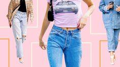 เทคนิคการแต่งตัว ใส่ boyfriend jeans ยังไงให้ชิค ตัวเดียวเอาอยู่!!