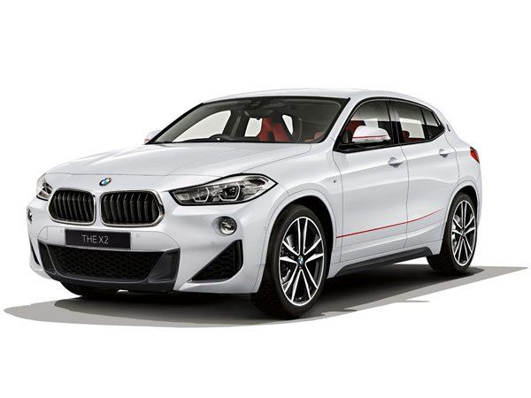 BMW Sunrise Editions X2