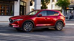 2019 Mazda CX-5 จะมาพร้อมกับการเพิ่มรุ่น เเละ เครื่องยนต์เทอร์โบ ใหม่