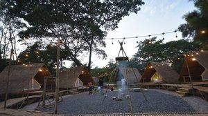 Good Memories Cafe & Camp ที่พักเปิดใหม่ สไตล์แคมป์ปิ้ง นอนฟิน ๆ ริมลำธาร