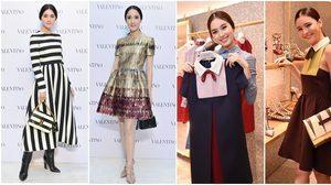 10 ดาราคนดัง ในงาน Valentino ชุดสุดหรู…สวยเลอค่า!!