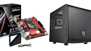 PC ขนาดเล็ก ITX สเปกแรงเพื่อเกมเมอร์ตัวจริง!!