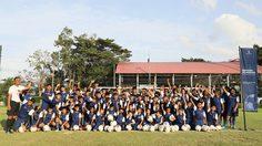 แสนสิริ อะคาเดมี่ เสริมทักษะด้านกีฬาเด็ก 7,000 คน สานฝันสู่นักเตะมืออาชีพ