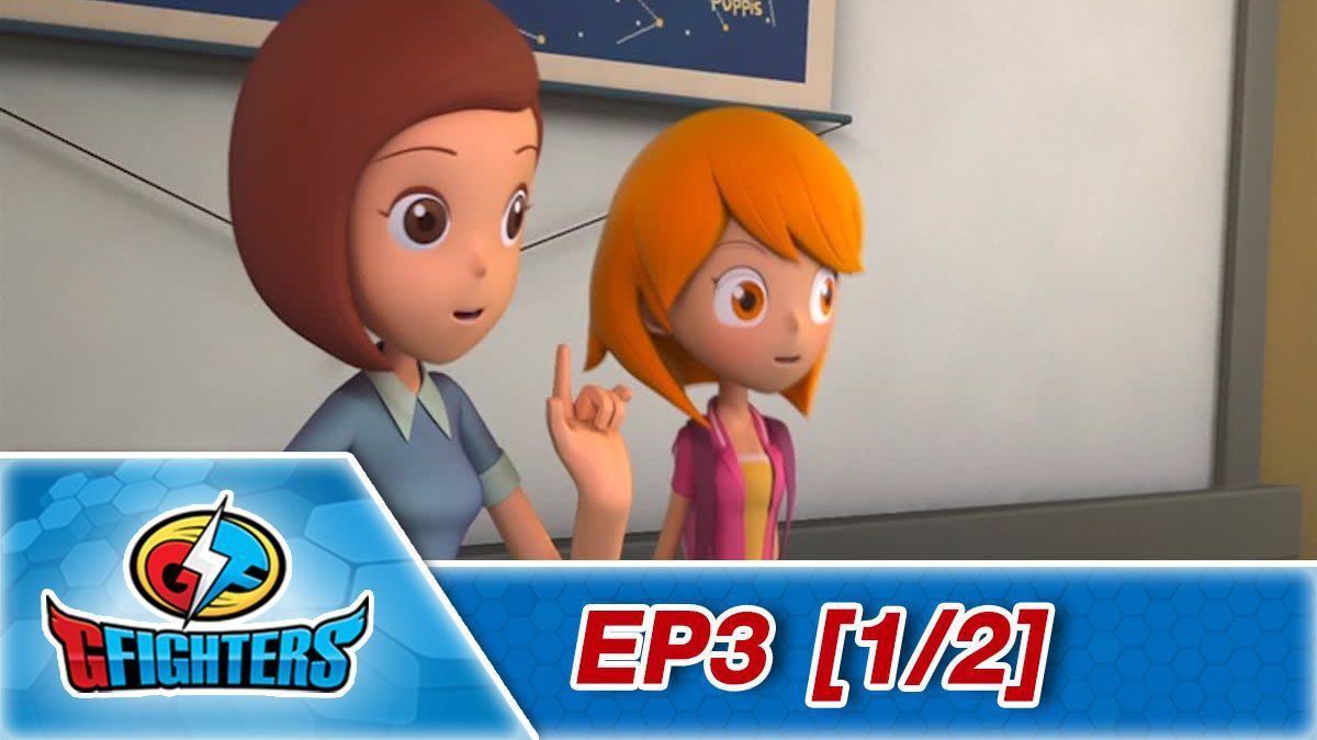 G fighter ep 3 [1/2]