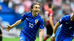 โมดริชซัดชัย! โครเอเชีย เฉือน ตุรกี 1-0 ยูโร 2016 กลุ่มดี