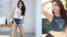 จับตามอง! ปู ไปรยา ผู้หญิงไทยคนแรก ที่ได้รับเลือกให้เป็น Guess Girl