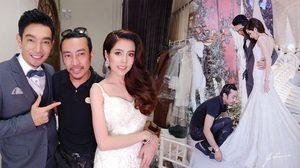 คุยกับดีไซเนอร์ ชุดแต่งงาน อมตะเวดดิ้ง แบรนด์ไทยในคุณภาพระดับโลก
