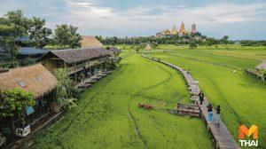 รีวิว มีนาคาเฟ่ แวะเช็คอินคาเฟ่สวยๆ ที่กาญจนบุรี