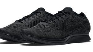 Nike Flyknit Racer สีดำล้วน ดุดันทุกการสวมใส่