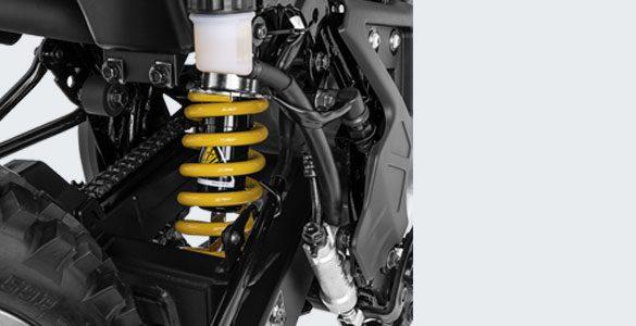 Yamaha WR155 R