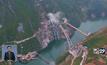 จีนเชื่อมโครงสะพานข้ามแม่น้ำโขง