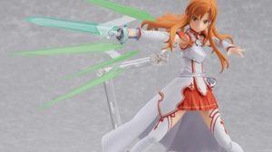 ฟิกมาสาวน้อยน่ารัก อาซึนะ จาก Sword Art Online