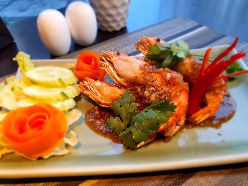 อาหารยอดนิยม ที่ห้องอาหารนานาชาติวันรัชดา โรงแรมแกรนด์ เมอร์เคียว ฟอร์จูน