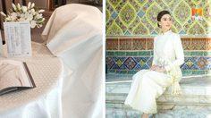 ศรีริต้า สวยสง่า ชุดไทยบรมพิมาน สั่งทอพิเศษ มูลค่ากว่า 4 แสนบาท