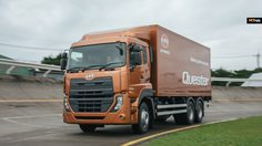 ตัวแทนจากประเทศไทย คว้ารางวัล การแข่งขัน UD Trucks Extra Mile Challenge 2018