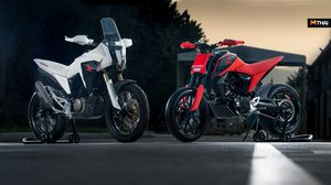 Honda ส่งมอเตอร์ไซค์ต้นแบบ Honda CB125M และ Honda CB125X ขนาด 125 ซีซี