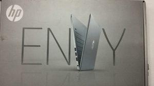 HP Envy 13 โน๊ตบุ๊ค เบาบาง สเปคแรง โฉบเฉี่ยว