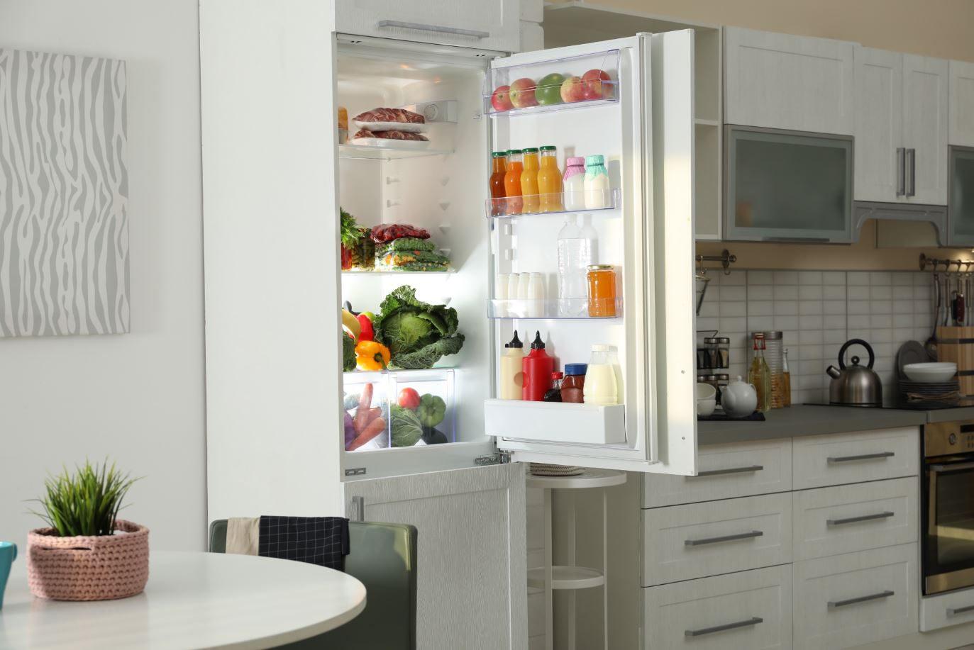 การเก็บรักษาอาหารภายในตู้เย็นให้สดใหม่ตลอดเวลา