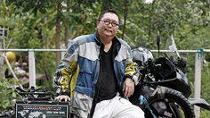 คนแรกของไทย! ใช้ ดอน คิง ควบสองล้อฉายเดี่ยวพิชิตรอบโลก 5 ทวีป 32 ประเทศ