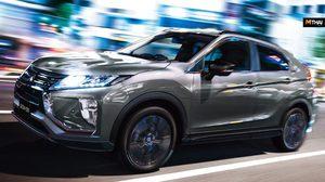 Mitsubishi Eclipse Cross Black Edition 2019 ใหม่ บุกเข้าขายตลาดญี่ปุ่น