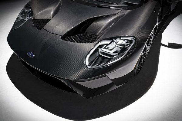 Ford GT Liquid Carbon Edition