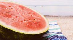 เคล็ดลับหน้าใส ด้วยแตงโม ขั้นตอน การมาร์คหน้าด้วยแตงโม