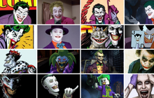 Why so Serious? Joker ในเวอร์ชั่นต่างๆ