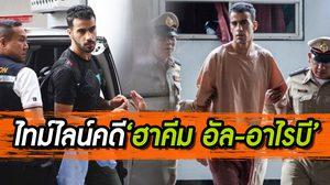 เปิดไทม์ไลน์คดี 'ฮาคีม อัล-อาไรบี' ที่ไทยตกอยู่ในฐานะตัวกลางของปมปัญหา