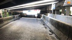 เร่งตรวจสอบกรณีน้ำท่วมขังใต้สะพานบางคูเวียง จ.นนทบุรี