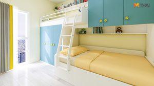 5 ไอเดียแต่งห้องนอน แบบประหยัดพื้นที่