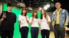 เอ็นเตอร์เทนเมนท์นาว เปิดใจ ปัญ-น้ำใส-โมบายล์ โปรเจ็กต์หนัง BNK48:Girls Don't Cry จาก เต๋อ นวพล