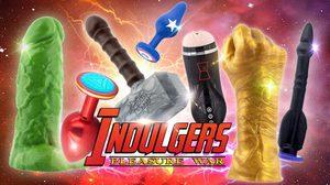 ซู่ซ่าเหมือนมีพลังวิเศษ ! เซ็กส์ทอยธีมซูเปอร์ฮีโร่ใน 'Avengers'