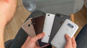 รายงานล่าสุดเผย Samsung และ Apple เริ่มซบเซาหลังจากตลาดสมาร์ทโฟนเติมโตขึ้น