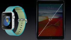ตามต่อ!! iPad Pro 9.7 นิ้ว 1และ Apple Watch รุ่นสายไนลอน ราคาถูกลง