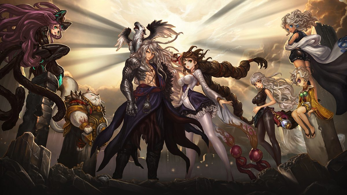Dragon Blaze เจาะลึกเรื่องราว Overlord 7 Solarians