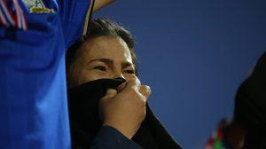 คอมเม้นท์แฟนบอลอิรัก-ไทย 4-0 : ประเทศไทยโชคร้าย เพราะพิษใบแดง,ผู้เล่นเจ็บ