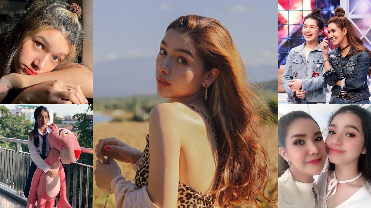 วีวี่ เวอร์โรนิก้า ลูกสาว ต้อม รชนีกร ยิ่งโตยิ่งฉายแววความสวย มีเสน่ห์นัยน์ตาสีน้ำตาล