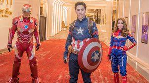 เจษ เจษฎ์พิพัฒ ชวนเหล่าคนดังและสาวกฮีโร่มาร์เวล ดูหนัง Avengers: Endgame ก่อนใคร!!