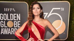 บลังกา บลังโก เผยเหตุผลที่ใส่ชุดแดง ท่ามกลางชุดดำในงาน Golden Globes!