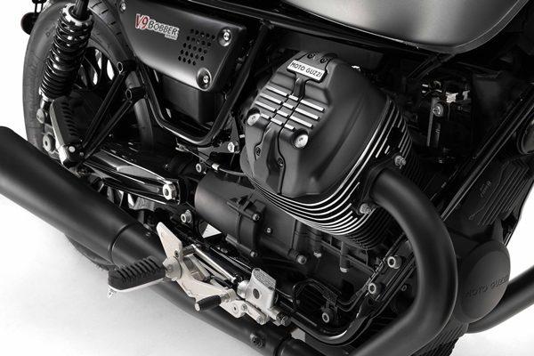 Moto Guzzi V9Bobber
