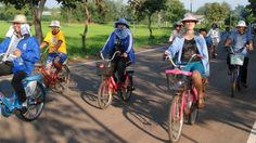 ททท. ชวนปั่นจักรยานแรลลี่ท่องเที่ยว มุกดาหาร-สะหวันนะเขต ครั้งที่ 1